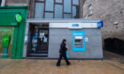 TSB in Nairn, one of 17 branches across the north and north-east due to close.