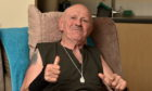 MND sufferer Grigor Bannerman, spent his life as a roadie and tour manager for a heap of famous bands.