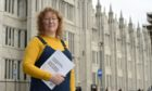 Alison Murray of Autism & Other Conditions Aberdeen, is hitting out at the council's planning. Picture by Kenny Elrick.