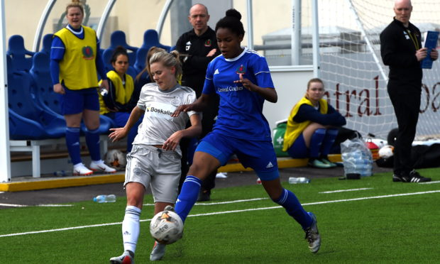 Cove Rangers Women have been absorbed by Westdyke Ladies.