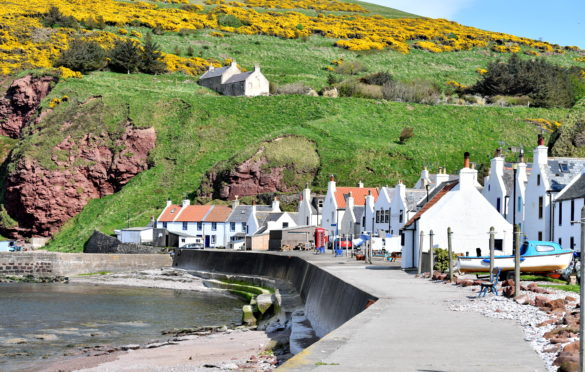Pennan,     Picture by Kami Thomson