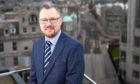 Former Aberdeen FC chief executive Duncan Fraser