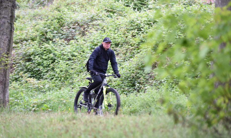 Cycling has remained popular despite the easing of lockdown restrictions.
