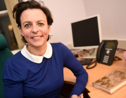 Highland Council's interim education head, Nicky Grant