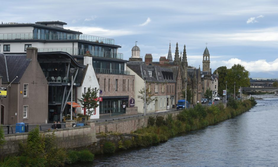 Huntly Street, Inverness.