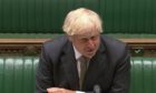 Prime Minister Boris Johnson's Commons appearance took in talk of hugging and Richard III.