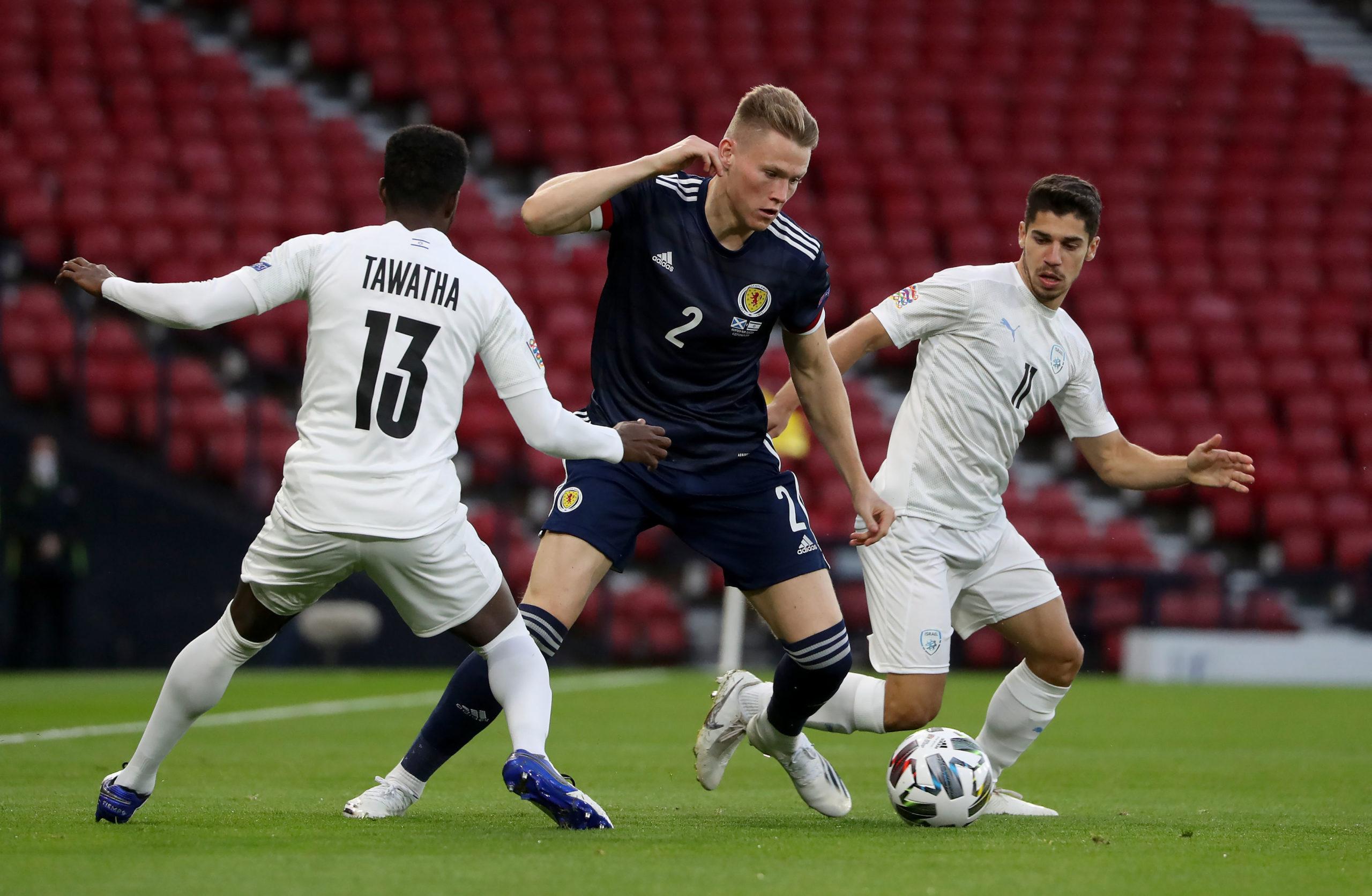 Chronique de Richard Gordon: D'après les preuves de l'affrontement à Hampden, Israël, rival des barrages de l'Euro 2020, est une meilleure équipe que l'Écosse  - Foot 2020