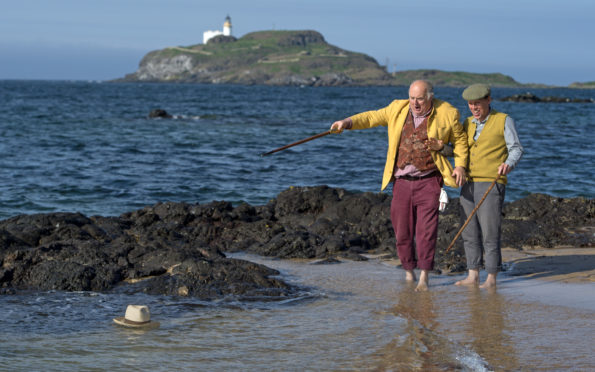 Tour to the Hebrides starring Christopher Craig and Andy Cannon will form part of this year's festival.