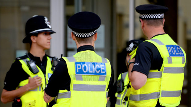 Police in the North East Division responded to 48 house parties last weekend