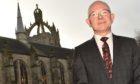 Principal of Aberdeen University Professor George Boyne.  Picture by Colin Rennie.