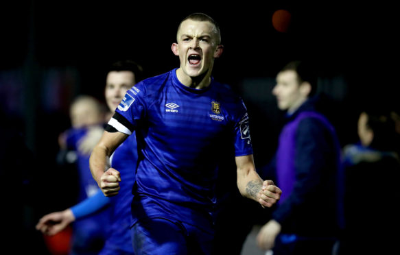 Waterford's Michael O'Connor has joined Ross County.