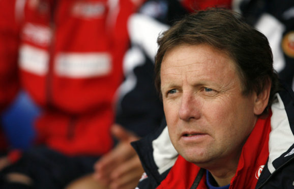 Viking FK manager Bjarne Berntsen