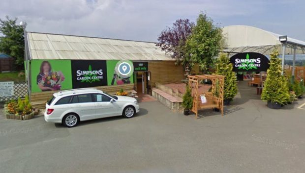 Simpson's Garden Centre in Inverness