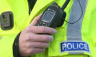The incident took place on the B9025 between Turriff and Aberchirder