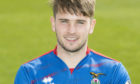 Former Caley Thistle youngster Roddy Kennedy.