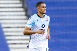 Jermaine Hylton excited by 'perfect opportunity' after completing Ross County switch