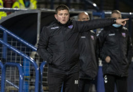 Richie Brittain furious over Ross County capitulation at Montrose and tells players: 'It's not good enough'