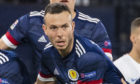 Andy Considine was handed his Scotland debut.