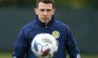 Scotland midfielder Ryan Jack.