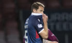 Ross County defender Callum Morris.