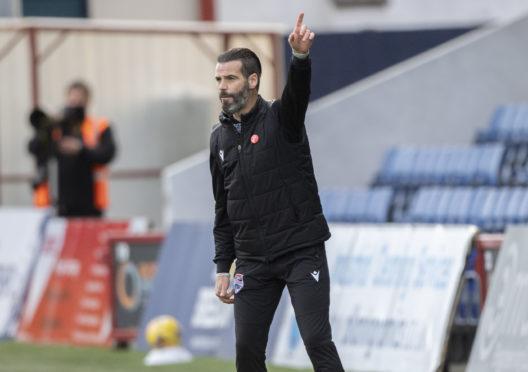 Ross County manager Stuart Kettlewell.