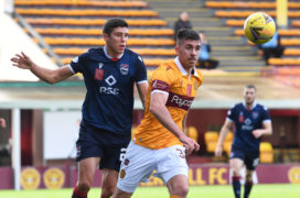 'Frustrated' Ross Stewart says missed chances for Ross County do not dent his confidence