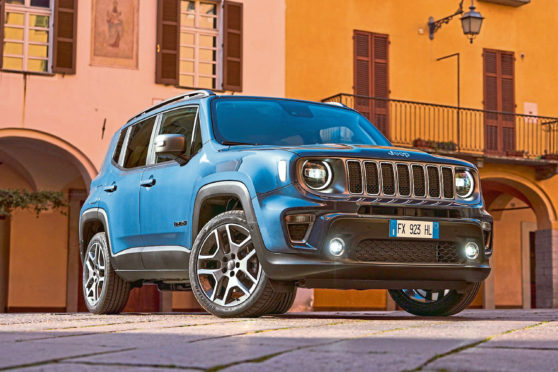 Your Car Road Test Jeep Renegade 07/10/2020