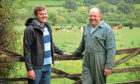 Devon farmers Gareth and Mervyn Hutchings were interviewed for the survey to gauge attitudes.