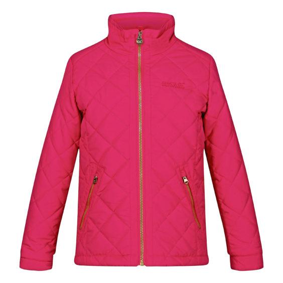 Kids Zalenka insulated jacket, £60, Regatta Great Outdoors