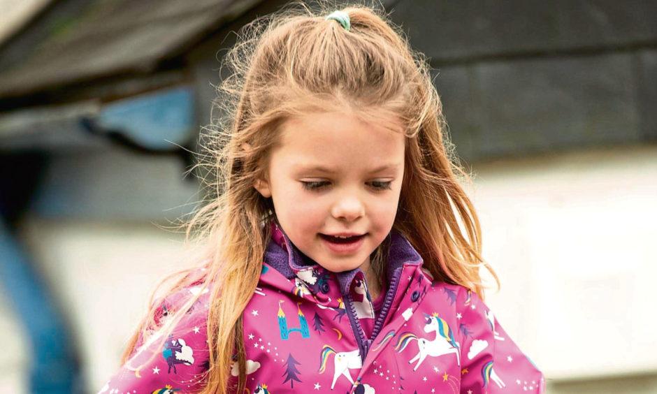 Puddle Buster kids' coat, £40, Frugi.
