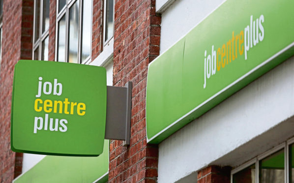 File photo dated 17/02/16 of a Job Centre Plus in London. UK workers on company payrolls have fallen 649,000 during lockdown as the coronavirus crisis claimed another 74,000 jobs last month, according to official figures. PA Photo. Issue date: Thursday July 16, 2020. The Office for National Statistics (ONS) said early estimates showed the number of paid employees fell by 1.9% year on year in June to 28.4 million, and by 0.3% compared with the previous month. See PA story ECONOMY Unemployment. Photo credit should read: Philip Toscano/PA Wire