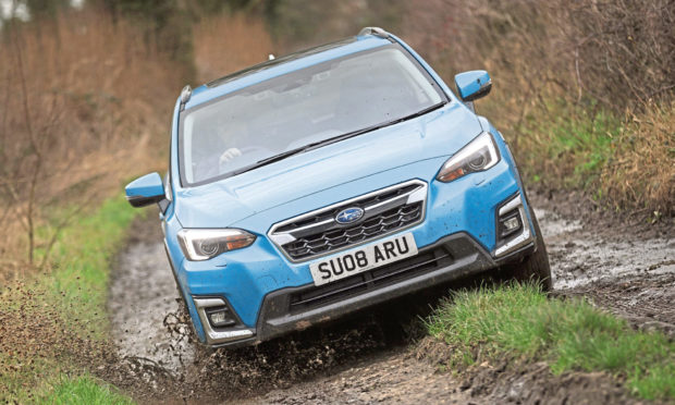 ROAD TEST: Subaru is back on right track with hybrid XV