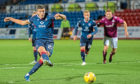 Ross Stewart bags Ross County three points from the spot against Arbroath.