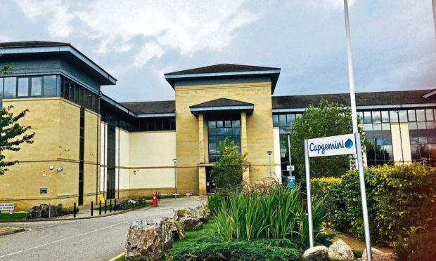 Capgemini Inverness command centre