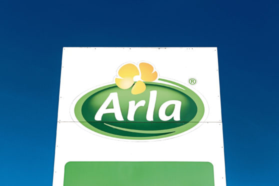 Arla is among the largest milk processing companies in the UK.