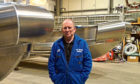 Jack Barclay, managing director, Unst Inshore Services.