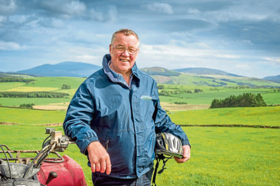 NFU Scotland president Andrew McCornick will retire from the role in February 2021.