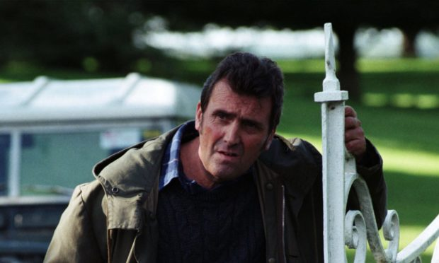 Former Emmerdale actor Johnny Leeze has died aged 78. Photo by ITV/Shutterstock.