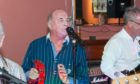 Aberdeen musician John 'Tommy' George.