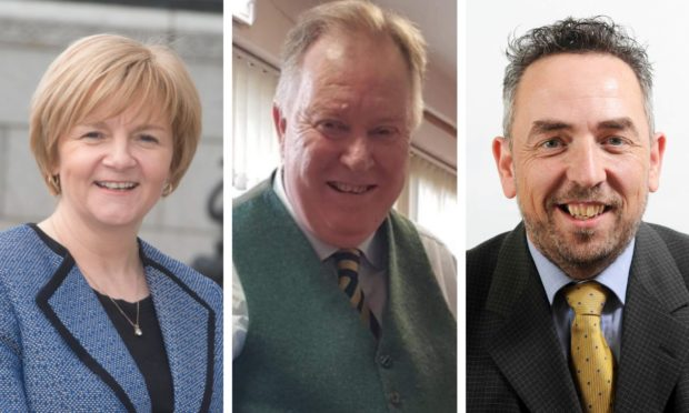 Midstocket/Rosemount councillors Jenny Laing and Bill Cormie, and East Garioch councillor Glen Reid have been shortlisted for the Scottish LGIU Councillor Awards.