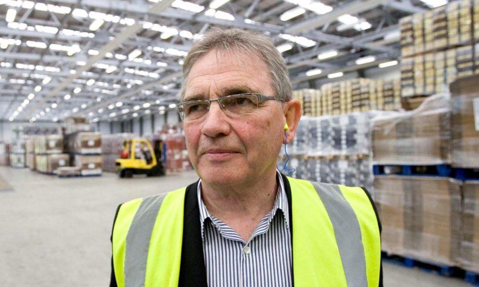 Brian Wilson, former UK energy minister.