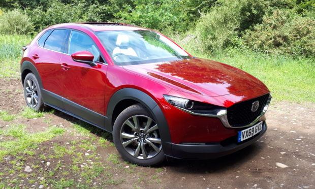 ROAD TEST: Mazda's new family car adds up to a great choice