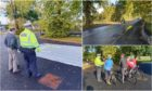 Motorists have been stopped and educated on how to safely pass cyclists following an undercover operation by police