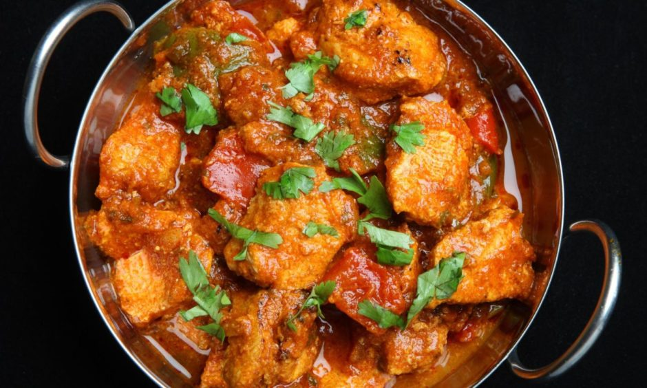 To go with story by Brian Stormont. Friday Fakeaway Chicken Balti recipe by food and drink team Picture shows; Chicken Balti. Don't know. Courtesy Shutterstock Date; Unknown