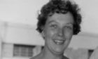 Obituary. Ann Proctor in 1964, on a boat on the way to Africa. Provided by Ann Proctor's family.