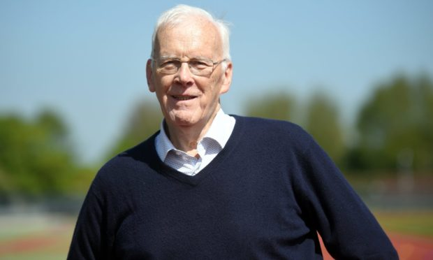 Sir Ian Wood.