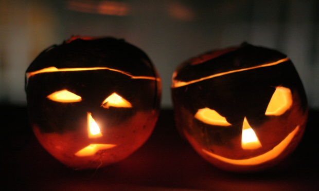 Academics want to see traditional carved turnips like this making a return this halloween.