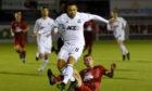 Cove Rangers forward Leighton McIntosh.