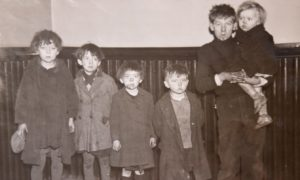 Aberdeen's Children's Shelter did vital work in the 1930s... and VSA is still caring for the vulnerable today.
