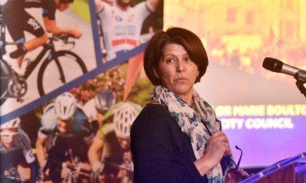 Councillor Marie Boulton said you can't keep a good festival down.